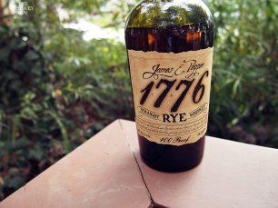 James E Pepper Rye Review