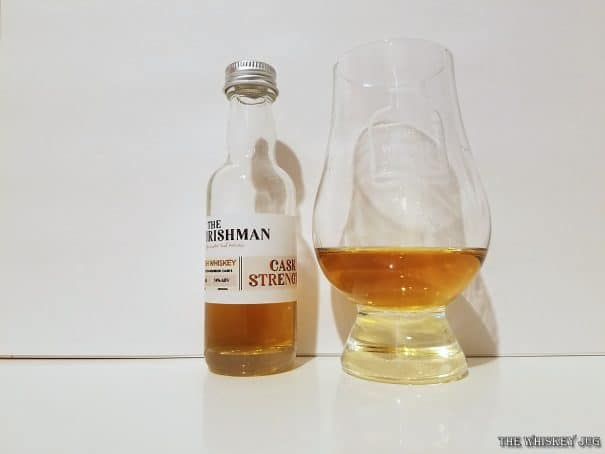 The Irishman Cask Strength Color
