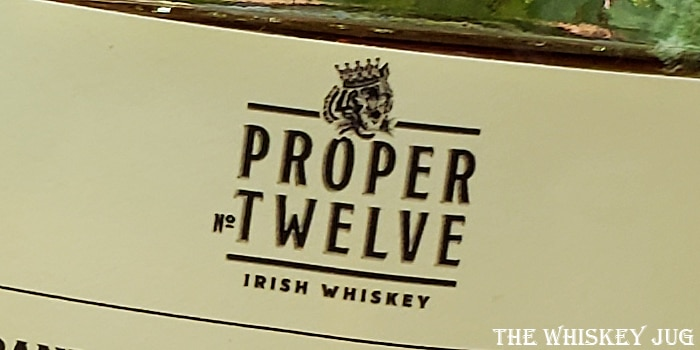 fe8c85a22 Proper Twelve Irish Whiskey Review: Details and Tasting Notes