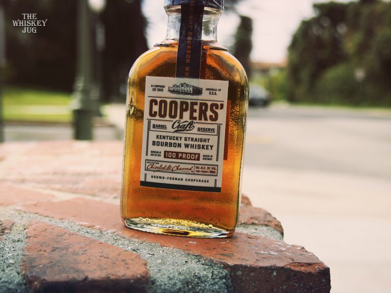 Coopers' Craft Barrel Reserve Bourbon Review