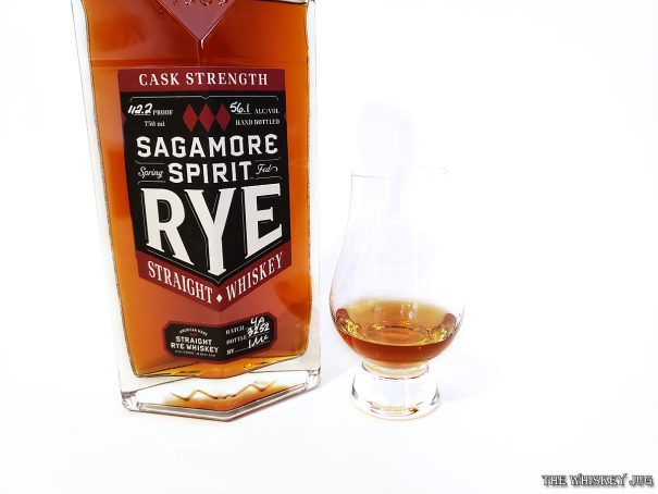 Sagamore Spirit Rye Cask Strength is a good whiskey with a lot of complex layers of diverse flavors plying for attention. Enjoy everything about it.