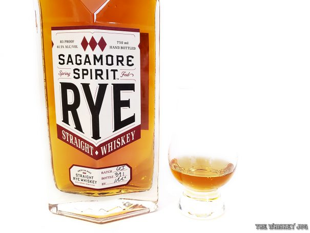 Sagamore Spirit Rye is a decent whiskey that won't knock your socks off, but works well as a daily drinker. Recommended for sure.