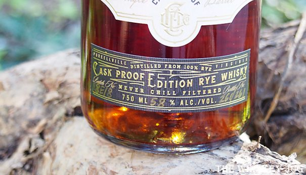 The Details (price, mash bill, cask type, ABV, etc.) for this rye whiskey
