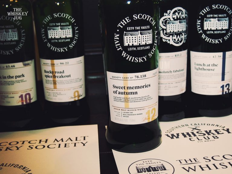 """SMWS 76.138 """"Sweet Memories Of Autumn"""" Review"""