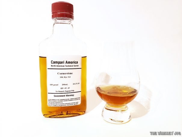 An astounding rye whiskey that's right up there with other legendary ryes like the Booker's Rye.