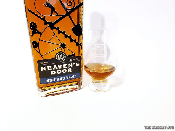 A good blend of American Whiskies that delivers a pleasant experience across the senses.