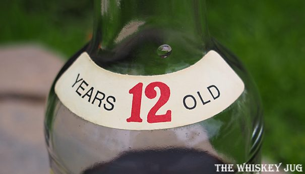 1970s Inchgower 12 details (price, mash bill, cask type, ABV, etc.)