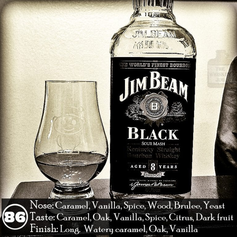 Jim Beam Black Label Review The Whiskey Jug
