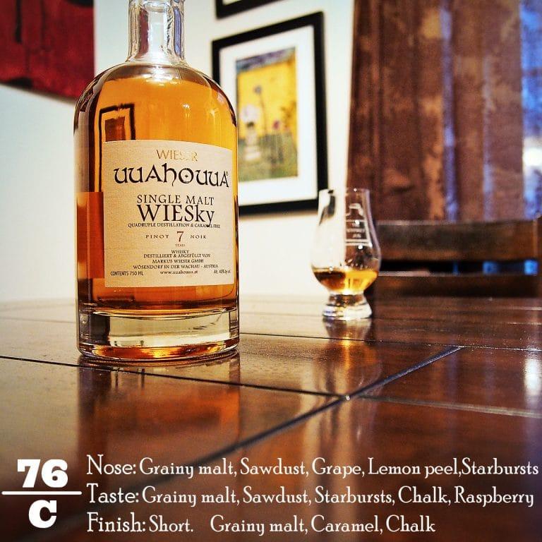Wieser single malt whisky