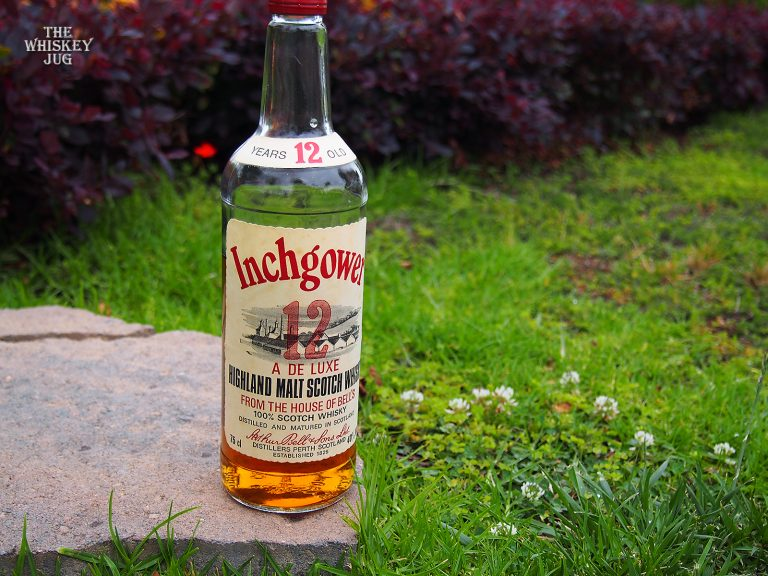1970s Inchgower 12 Review - The Whiskey Jug