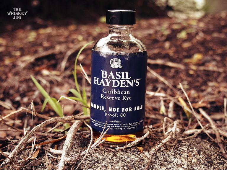 Basil Hayden Caribbean Reserve Rye Review - The Whiskey Jug