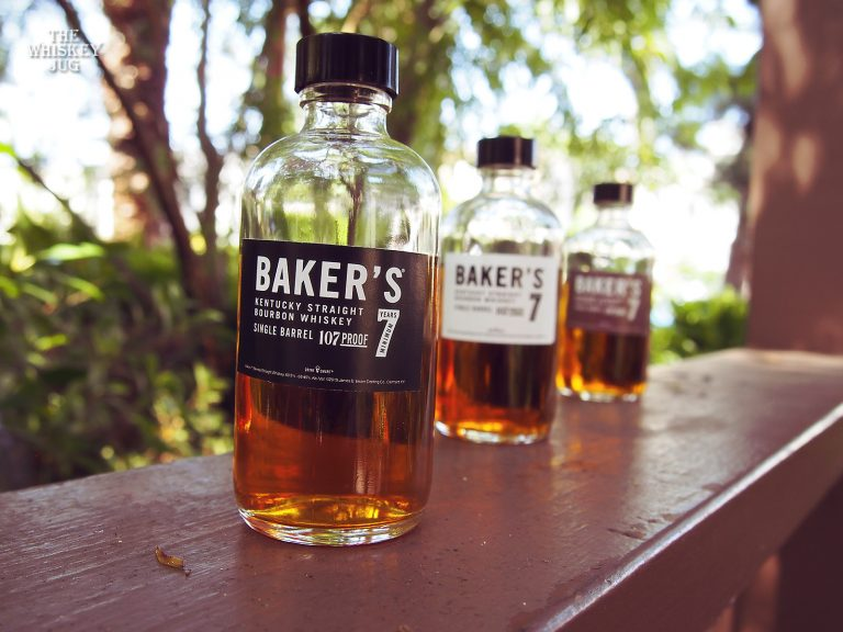 Baker's Bourbon Single Barrel Review - The Whiskey Jug