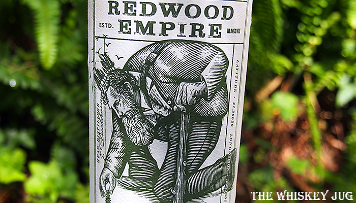 Label for the Emerald Giant Rye