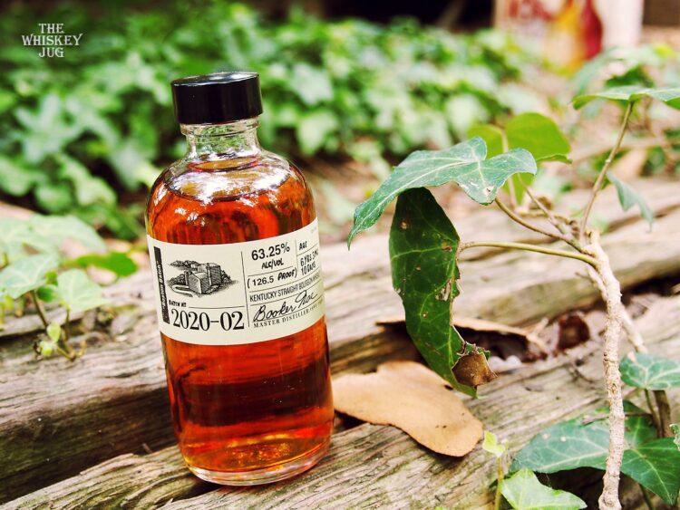 Booker's Bourbon 2020-02 Boston Batch Review