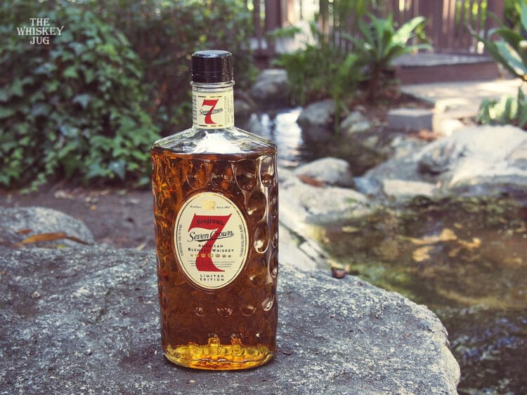 Seagram's 7 Crown American Blended Whiskey Review