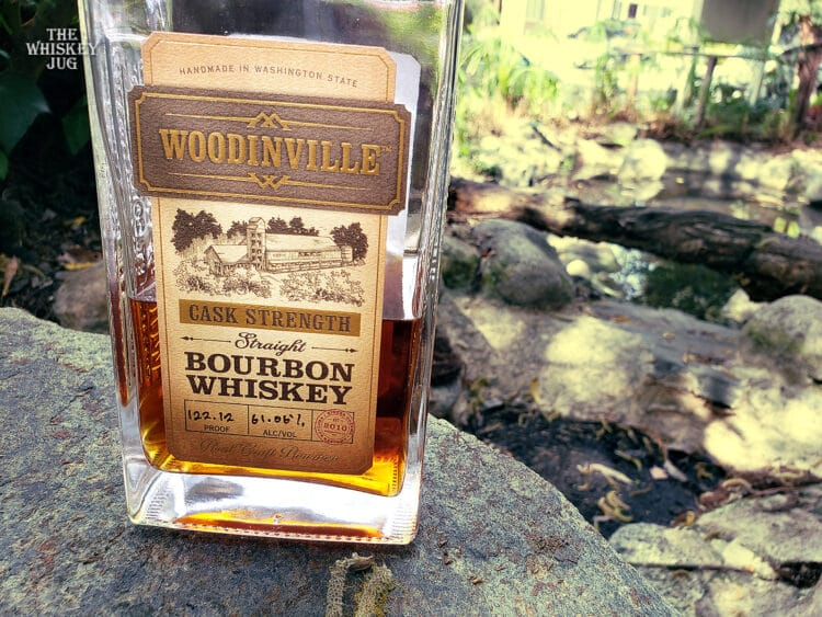 Woodinville Cask Strength Bourbon Whiskey Review