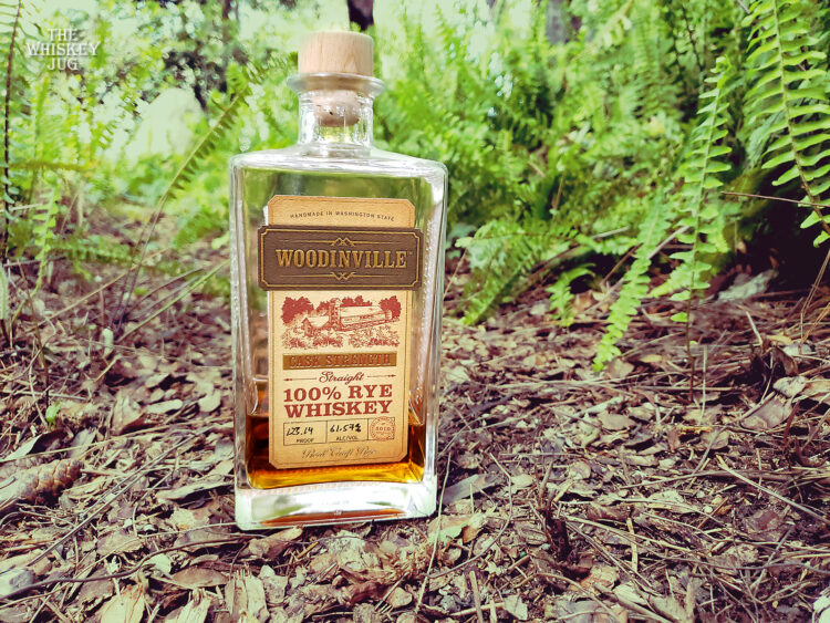 Woodinville Cask Strength Rye Whiskey Review