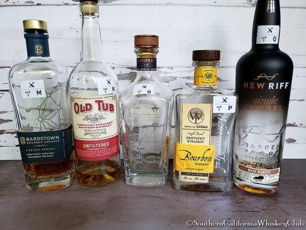 SCWC - 20 Blind Bourbons - 3