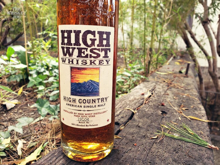 High West High Country Single Malt Review