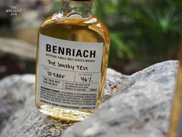 BenRiach The Smoky Ten Review