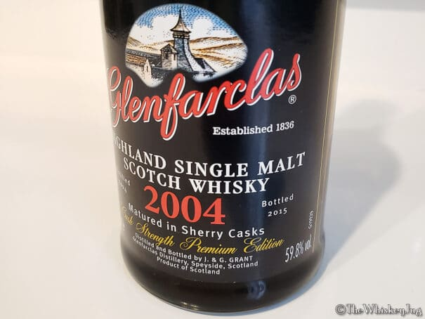 Malt Nuts - Gaggle of Glenfarclas Tasting 2 - Tasty Bottle