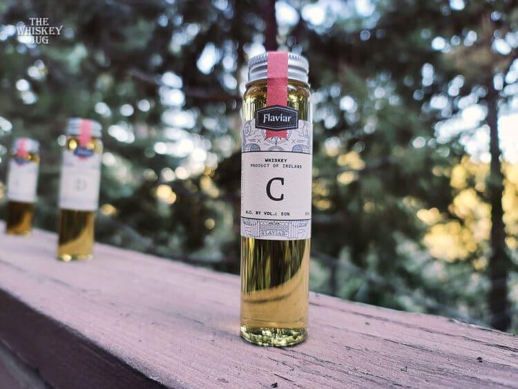 Bushmills 23 Years Crystal Malt Whiskey Review