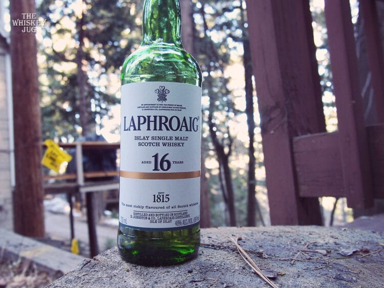 Laphroaig 16 Years Limited Edition Review
