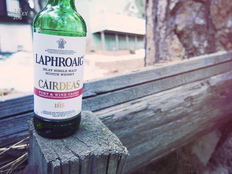 Laphroaig Cairdeas 2020 Review