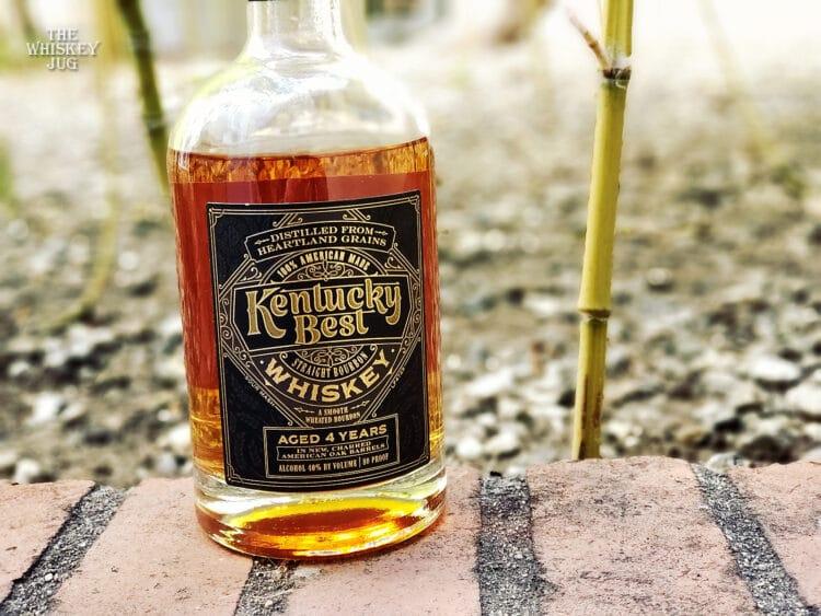 Trader Joe's Kentucky Best Bourbon Review