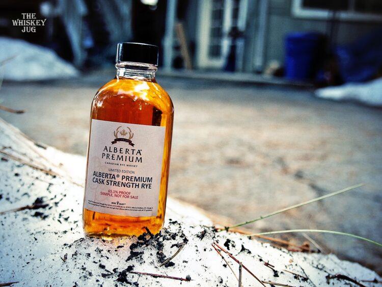 Alberta Premium Cask Strength Rye Review