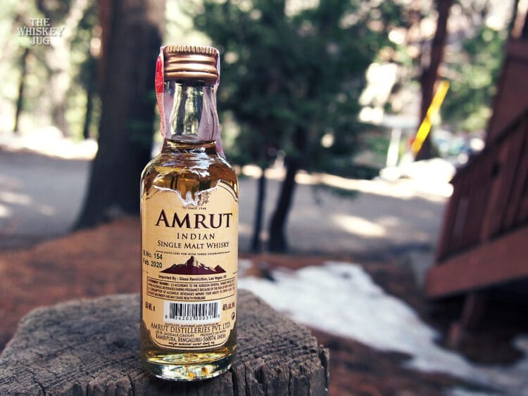 Amrut Classic Indian Single Malt Review
